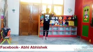 Teri aakhya ka yo kajal song dance video|| Choreography by Abhishek kushwaha||Amit sdm||
