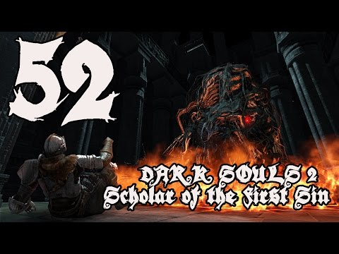 Dark Souls 2 Scholar of the First Sin - Walkthrough Part 52: Sir Alonne