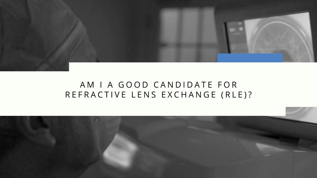 why am ia good candidate
