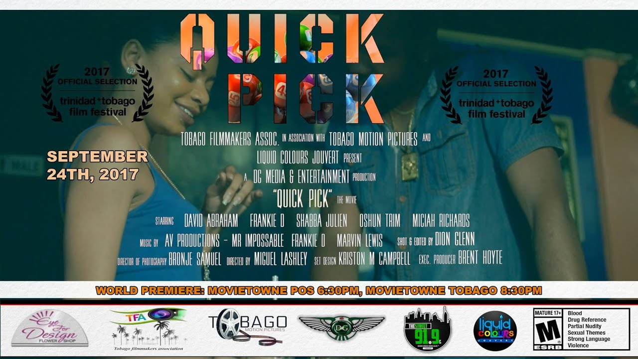 Trinidad & Tobago | Quick Pick The Movie | Dramedy