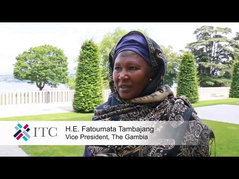 #TradeMatters: Gambian Vice President on people's excitement for change
