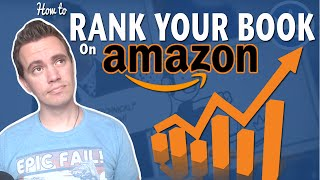 How to Rank your Book Higher on Amazon