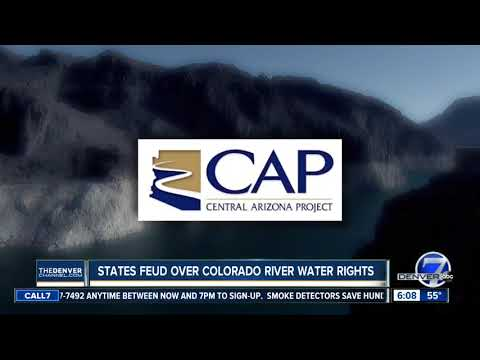 Feud erupts between utility, US states over Colorado River