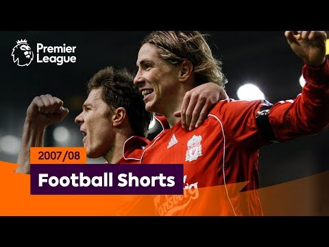 Exquisite Goals | Premier League 2007/08 | Torres, Elano, Anelka