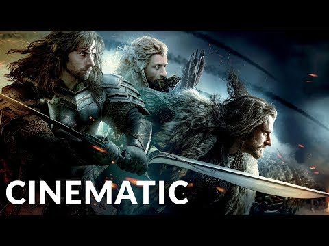 Epic Cinematic | Two Steps From Hell - Victory | The Hobbit Final Battle | Epic Music VN