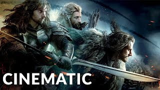 Epic Cinematic | The Hobbit Final Battle (Two Steps From Hell - Victory) - EpicMusicVN