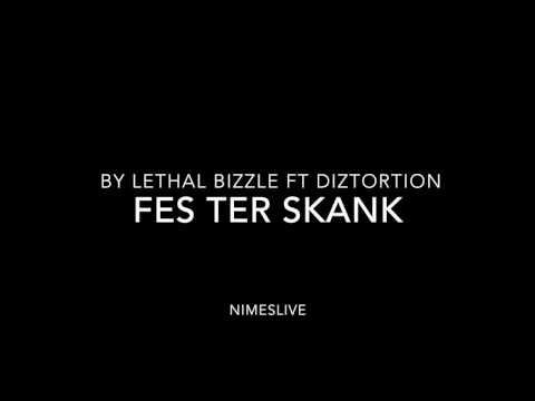 Lethal Bizzle ft Distortion -  Fester Skank (HD Audio) & Lyrics