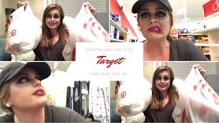 TARGET SHOPPING VLOG + TARGET CLOTHING & DECOR HAUL