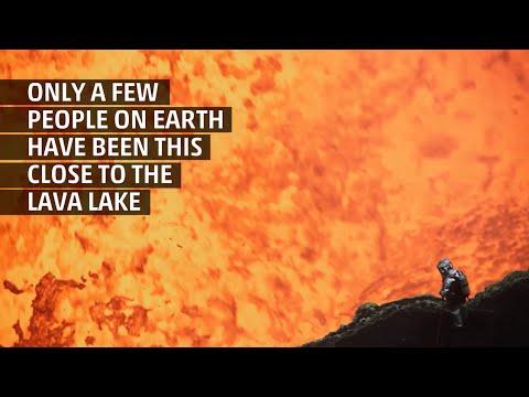 Top 10 Extreme Jobs: Volcanologist