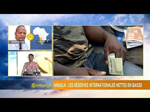 Angola: Declining net international reserves [The Morning Call]