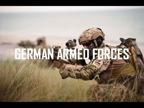 German Armed Forces 2017