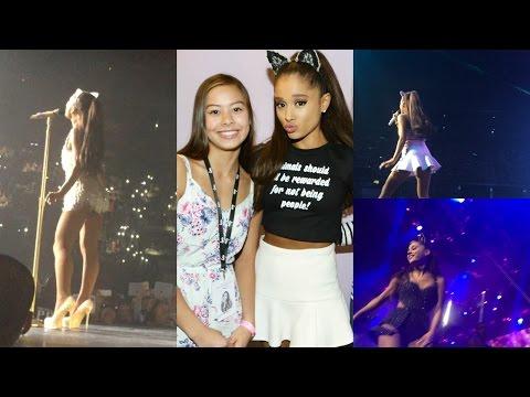 Ariana Grande the honeymoon tour full show