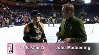 Interview with Wild Cherri at the 2011 WFTDA Championships