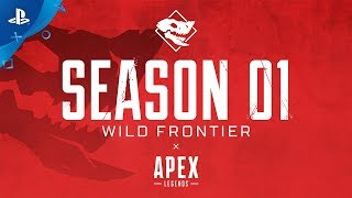 Apex Legends: Season 1 – Wild Frontier Trailer | PS4