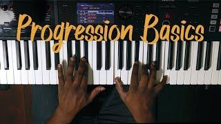 Chord Progression Basics