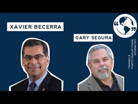 A Conversation with CA Attorney General Xavier Becerra & UCLA Luskin Dean Gary Segura