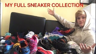 UPDATED SNEAKER COLLECTION!!! (50+ PAIRS)