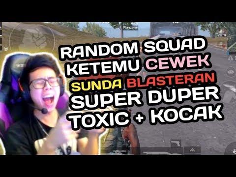 download KETEMU CEWEK SUNDA BLASTERAN SUPER TOXIC + KOCAK !!! - PUBG MOBILE INDONESIA