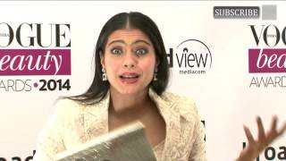 Vogue Beauty Awards 2014 - Kajol