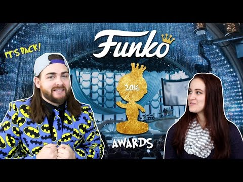 Funko Awards 2016 - Top 10