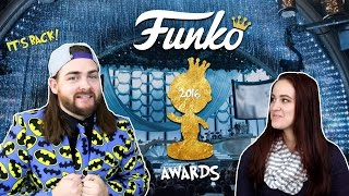 Top 10 Awards - Funko Awards 2016 - Top 10