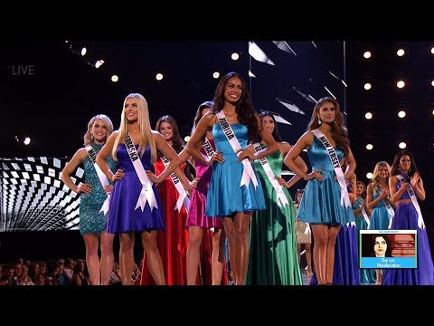 Miss USA Top 15 Revealed | LIVE 5-21-18