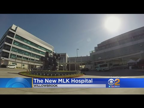 Once Troubled MLK Hospital Now A Health-Care Leader