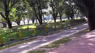 Iit Kharagpur- Campus On A Bicycle
