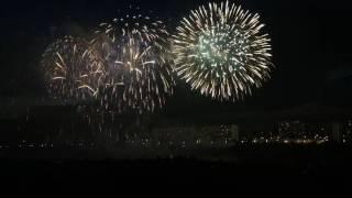 Международный фестиваль праздник фейерверков в Москве 23 июля, парк Бретеево, РосТех