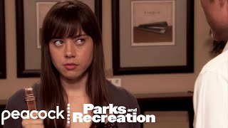 April Tries to Get Fired - Parks and Recreation