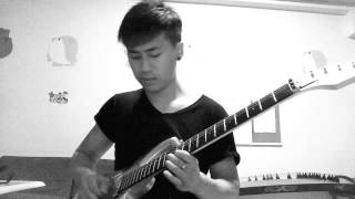 想你的夜 Xiang Ni De Ye (Guitar Instrumental with Solo Cover) 关喆 Guan Zhe