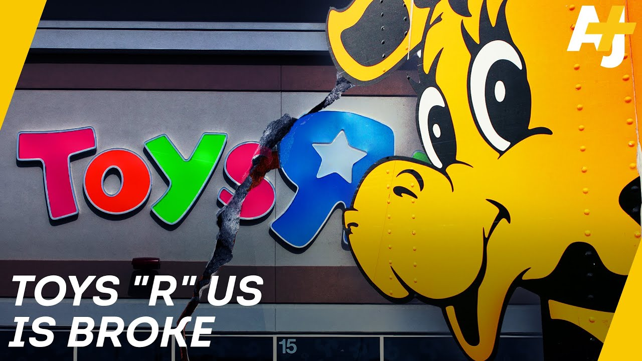 Why Did Toys R Us Go Bankrupt?