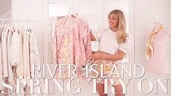 RIVER ISLAND Spring try on haul ~ Spring Fashion Edit ~ Freddy My Love