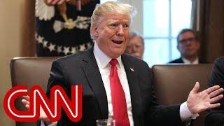 Trump's comment leaves CNN panel dismayed