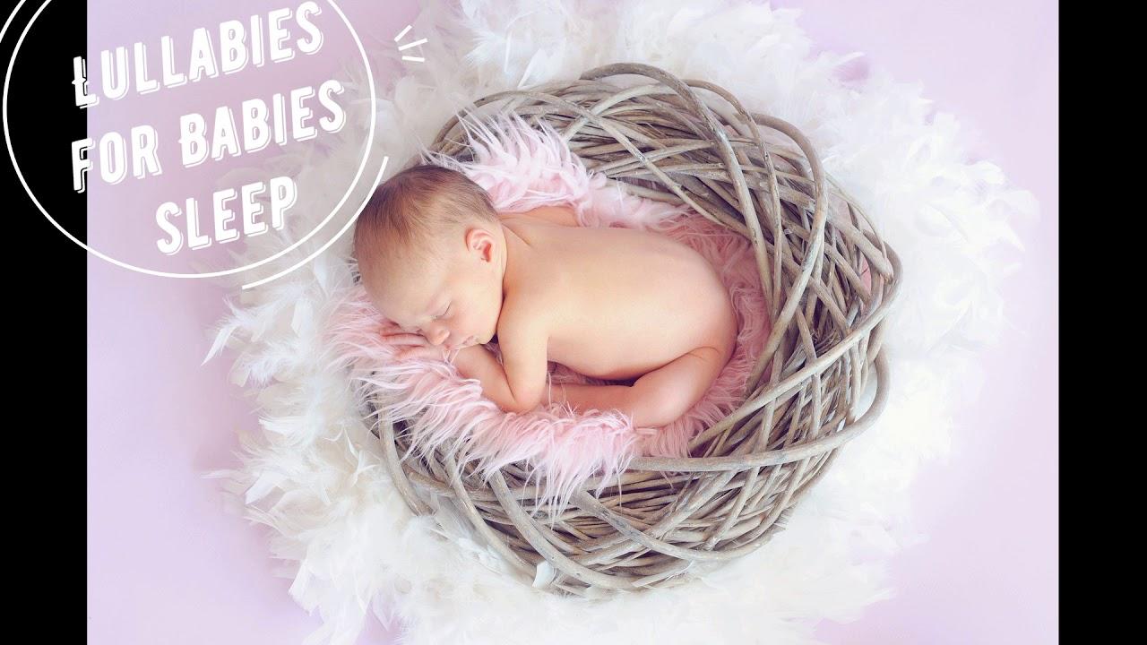 Best bedtime lullabies for young children♫♫Good night, good dreams♥Quiet music for sleep