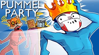 Pummel Party - KINGLIRIOUS RETURNS!!!! MY CROWN NOW!