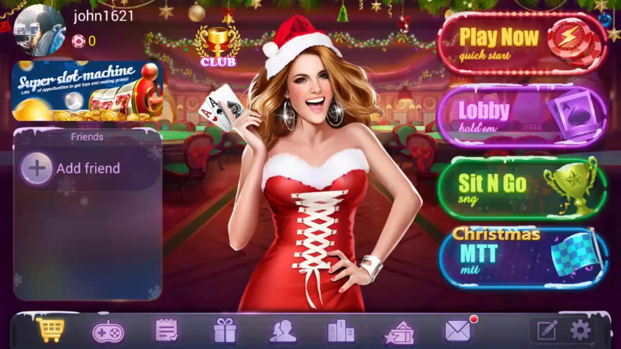 BOYAA TEXAS POKER GAMEPLAY – ANDROID & IOS