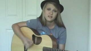 "Me Singing ""Goodbye"" by Miley Cyrus"