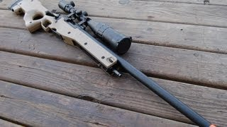 G&g G960 Gas Sniper Rifle Preview For Airsoft Insider Magazine