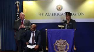 American Legion hosts Trump transition team