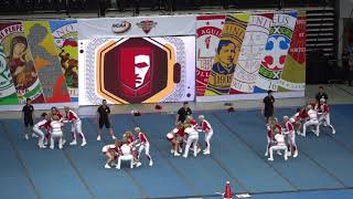 EAC Generals Pep Squad - 2019 NCAA Cheerleading Competition