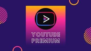 YOUTUBE PREMIUM APK || youtube vanced apk