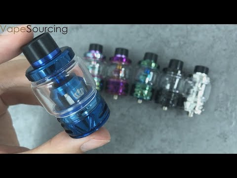 Uwell Crown 4 Tank 6ml | Self-cleaning and leakproof