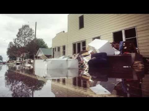 Flood of 1993 20 years later