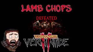 HEALY BUTT PATS | Lamb Chops - Warhammer : Vemintide 2