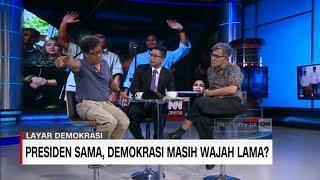 Rocky Gerung & Budiman Sudjatmiko Bicara Demokrasi setelah Putusan MK #LayarDemokrasi