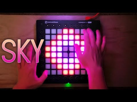 Alan Walker & Alex Skrindo - Sky // Launchpad Cover
