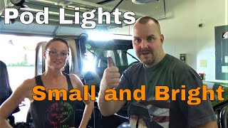 Review Nilight 18W Spot Off Road Led Lights