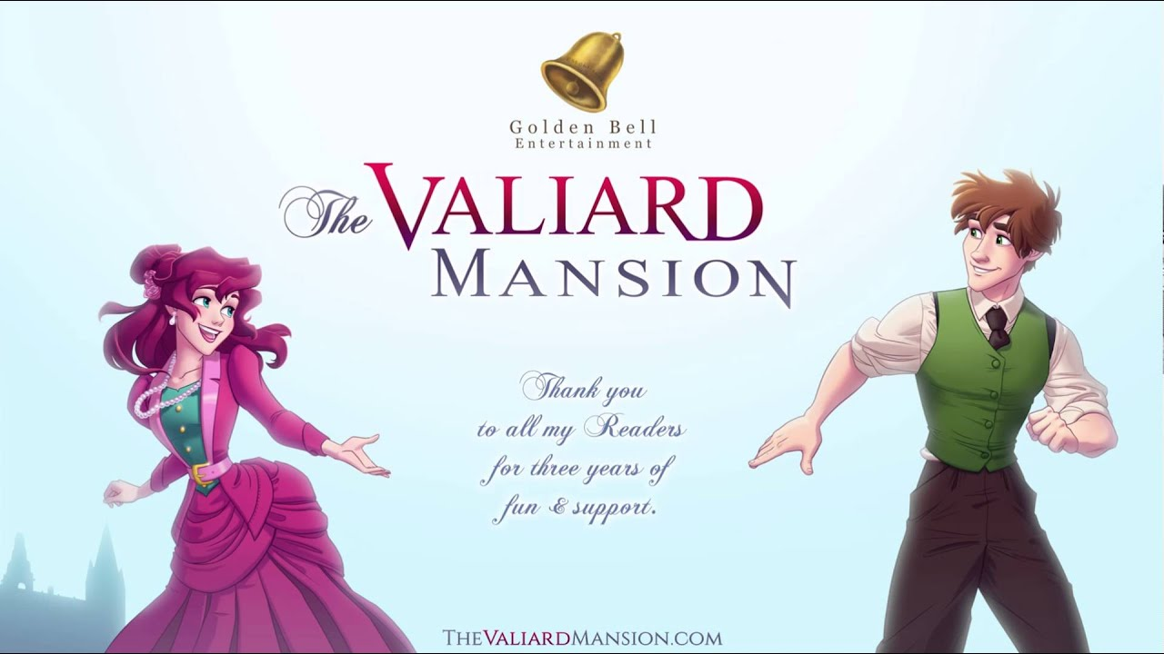 Valiard Announcement - SPECIAL MESSAGE TO READERS