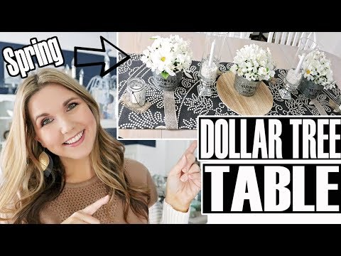 dollar-tree-dining-room-table-decor---diy-spring-centerpiece